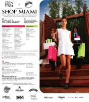 Shopping a Miami