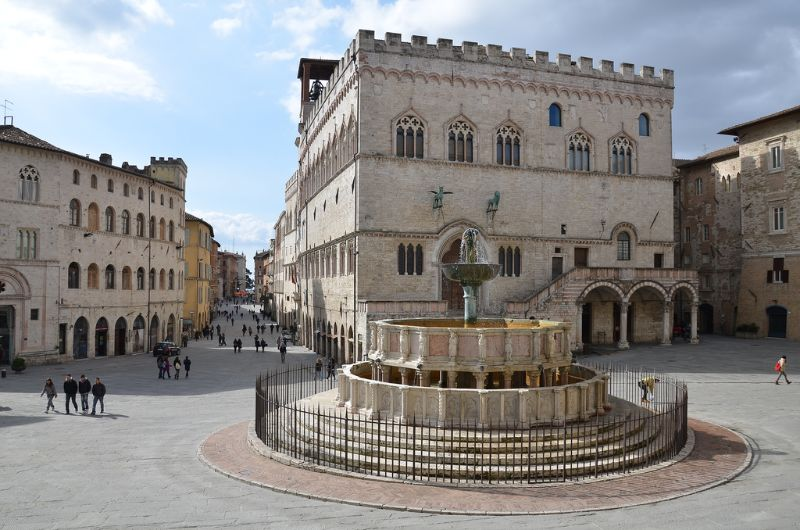 weekend in provincia di Perugia