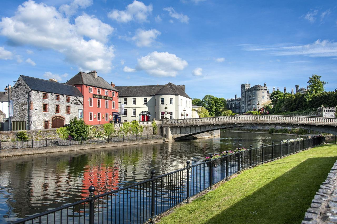 weekend Irlanda Kilkenny